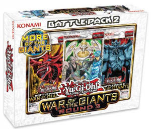Battle Pack 2: War of the Giants Round 2 Sealed Play Battle Kit