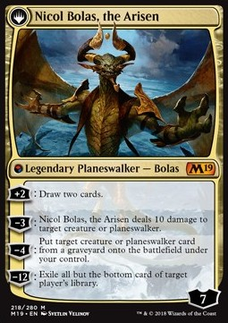 Lord of Specters: Nicol Bolas Commander Deck Tech | Cardmarket Insight