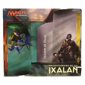 Set di accessori di Explorers of Ixalan