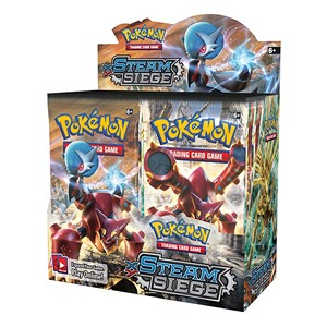 3 Booster Boxes