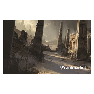 "CardMarket ""City Ruins"" Playmat"