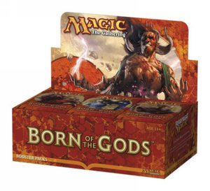 Boite de boosters de Born of the Gods