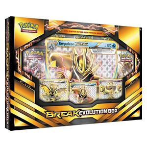 BREAK Evolution Box: Empoleon BREAK