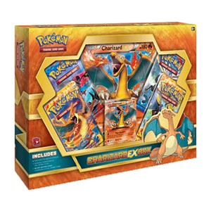 Charizard EX Box