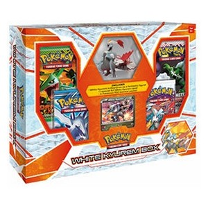 White Kyurem Box