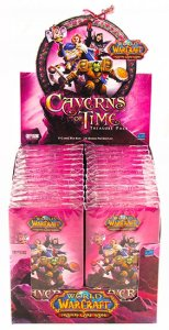 Caverns of Time: Treasure Pack Display