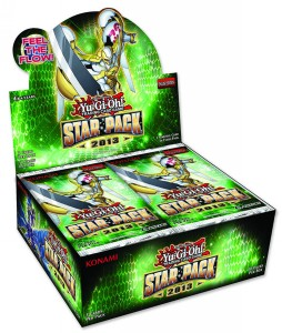 Star Pack 2013 Booster Box