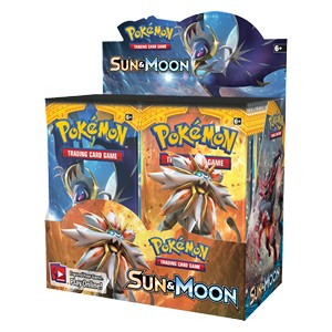 Sun & Moon Booster Box