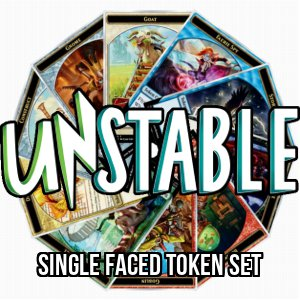 Set di token di un lato di Unstable