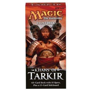 Khans of Tarkir: Event Deck