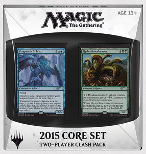 Magic 2015: Two-Player Clash Pack