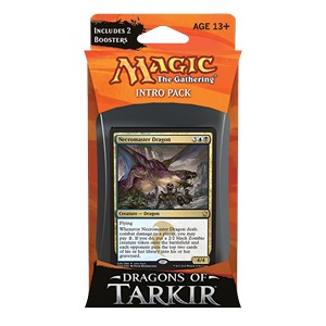 Dragons of Tarkir: Intro Pack (UB)