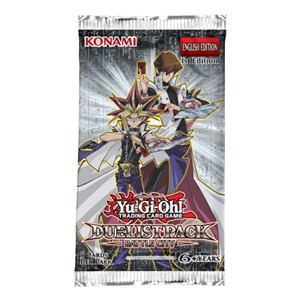 Duelist Pack: Battle City Booster