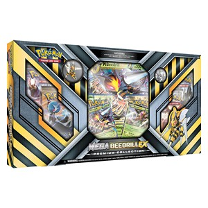 M Beedrill EX Kollection