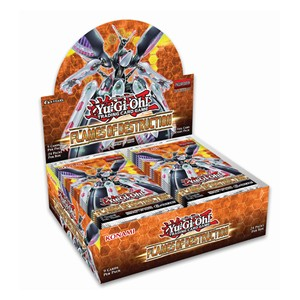 Flames of Destruction Booster Box