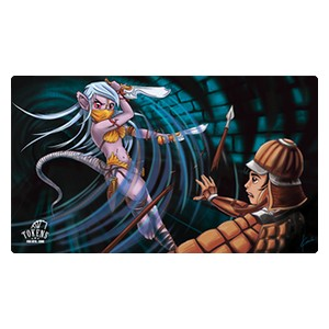 Tokens for MTG: Rat Playmat