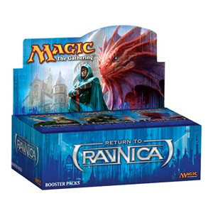 Boite de boosters de Return to Ravnica