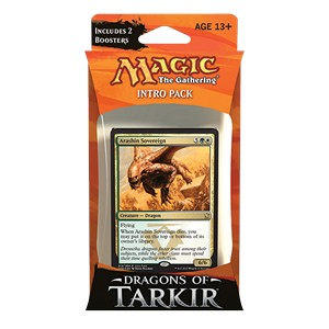 Dragons of Tarkir: Intro Pack (GW)