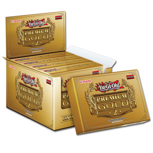 Premium Gold 2 Booster Box (15 cards boosters)