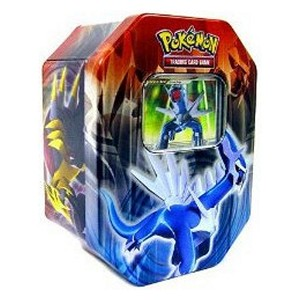 2009 Spring Collector's Tins: Pokebox Dialga LV.X