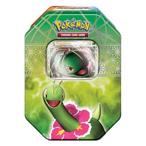 2010 Spring Collector's Tins: Meganium Tin-Box