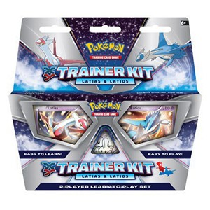 XY Trainer Kit: Latias y Latios