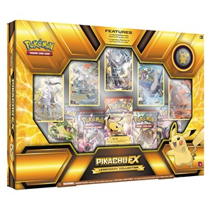 Pikachu EX Legendary Collection