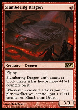 Slubbering Dragon