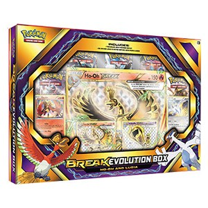 BREAK Evolution Box: Ho-Oh and Lugia