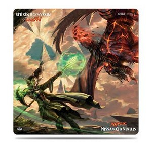 Duel Decks: Nissa vs. Ob Nixilis: 2-Player Duel  Playmat