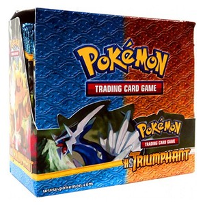Triumphant Booster Box
