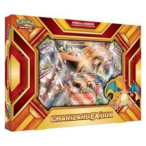 Charizard EX Fire Blast Box