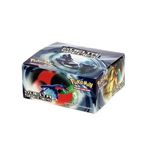 EX Delta Species Booster Box