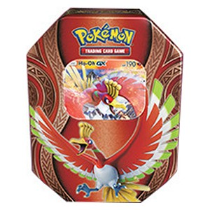 Mysterious Powers Tins: Pokebox Ho-Oh GX