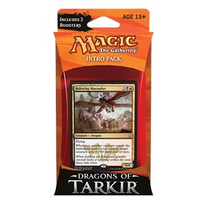 Dragons of Tarkir: Intro Pack (BR)