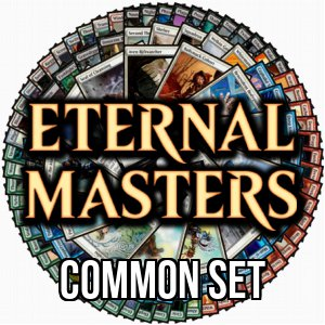 Eternal Masters: Common Set