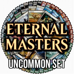 Eternal Masters: Uncommon Set