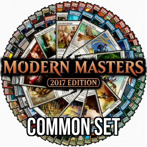 Modern Masters 2017 Edition: Common Set