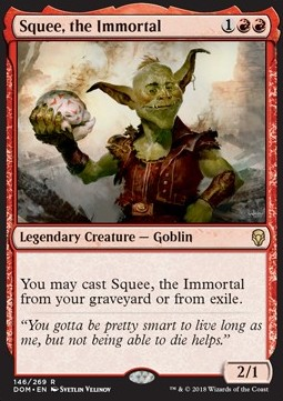 squee, the immortal