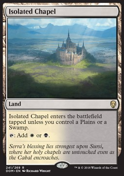Isolated Chapel, Dominaria