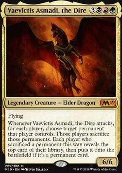 Planeswalkers and Dragons in M19 | Cardmarket Insight