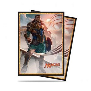 "Amonkhet: ""Gideon of the Trials"" Sleeves"