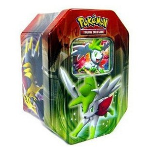 2009 Spring Collector's Tins: Shaymin LV.X Tin-Box