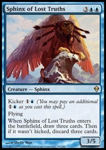 Sphinx of Lost Truths
