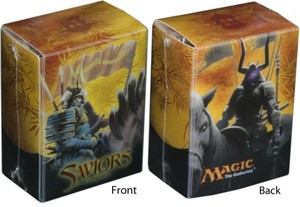 Saviors Of Kamigawa Deck Box
