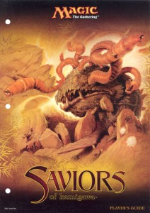 Saviors of Kamigawa: Player's Guide