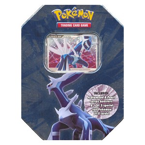 2008 Spring Collector's Tins: Dialga LV.X Tin-Box