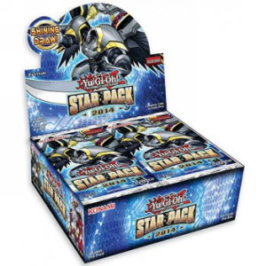 Star Pack 2014 Booster Box