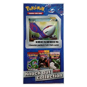 BW Knock Out Collection: Kyogre Kollektion