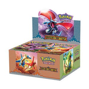 EX Dragon Frontiers Booster Box